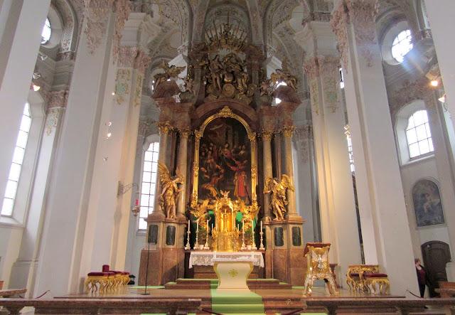 Igrejas O que ver em Munique Alemanha