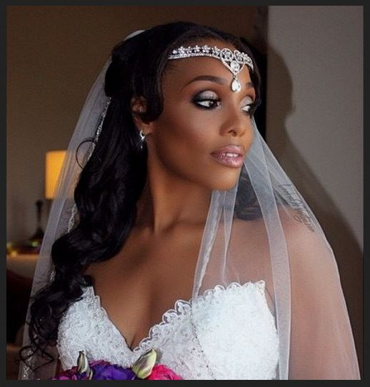 Black Bridal Hairstyles Picture