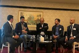 جلسات حوارية في مؤتمر مجلس الأعمال العراقي البريطاني IBBC للتكنولوجيا