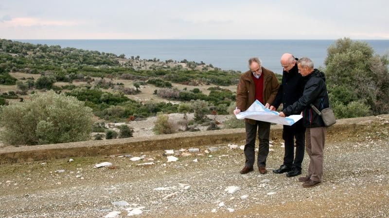 Ενοποιείται το παραλιακό μέτωπο Ροδόπης - Έβρου με την κατασκευή του δρόμου Μαρώνεια - όρια νομού Έβρου