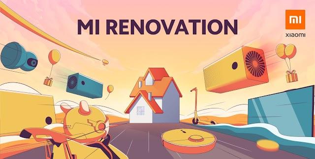 "Xiaomi เชิญชวนชาวไทย ลุ้นเป็นผู้โชคดีเข้าร่วมแคมเปญ ""Mi Renovation: Smart Renovation"" เนรมิตบ้านของคุณให้มีชีวิตสไตล์ Less is More ที่มาพร้อมเทคโนโลยี Smart Home สุดล้ำ"