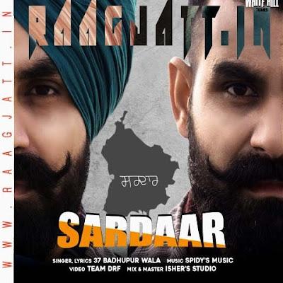 Sardaar by 37 Badhupur Wala lyrics