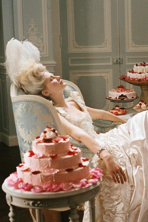 Christine Dunst as Marie Antoinette