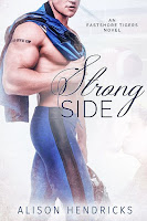 Strong side 1, Alison Hendricks