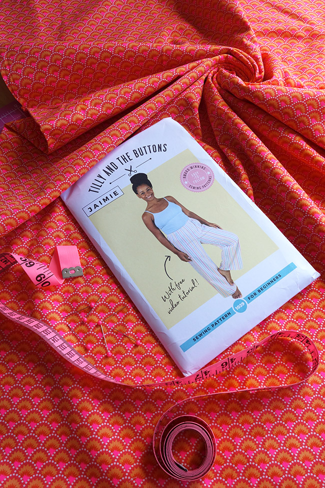 Five tips for sewing clothing with quilting cotton