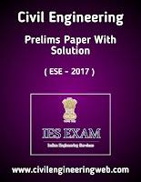 Civil Engineering IES Prelims Exam Paper Solution || IES Exam Material