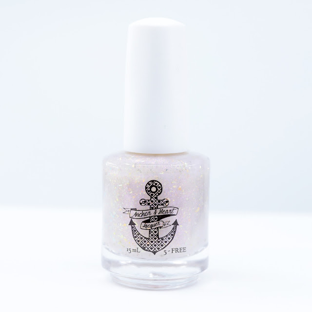 Anchor & Heart Lacquer 11:11