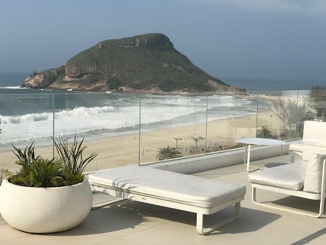 CDesign Hotel - Hospedagem na Zona Oeste em frente ao mar