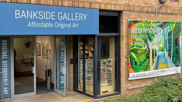 Chelsea Physic Garden: a year in the life at the Bankside Gallery