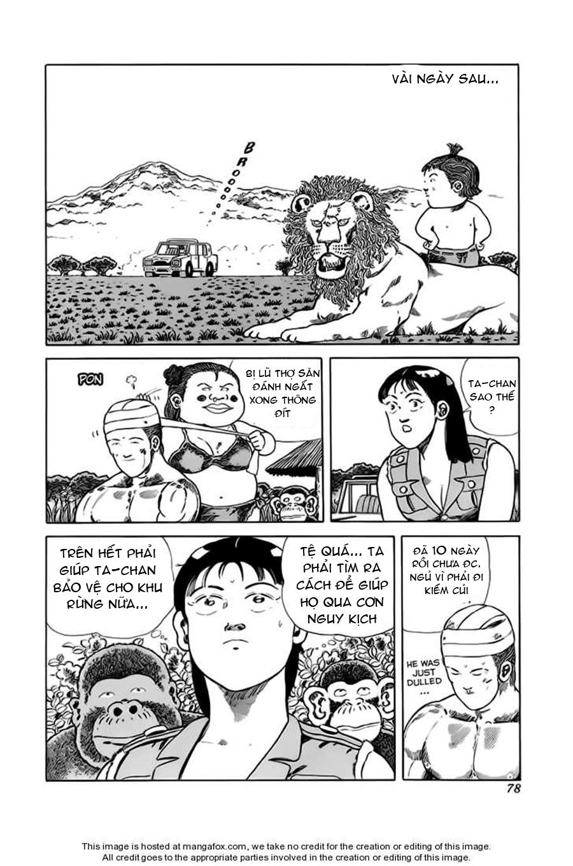Chúa rừng Ta-chan chapter 26 trang 5