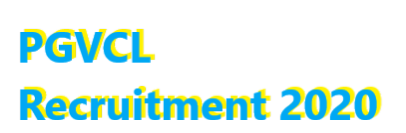 PGVCL Recruitment 2Posts020: Apply for 881 Junior Assistant