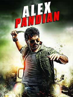 Alex Pandian 2013 Hindi Dubbed 450MB Download HDRip 480p at movies500.site