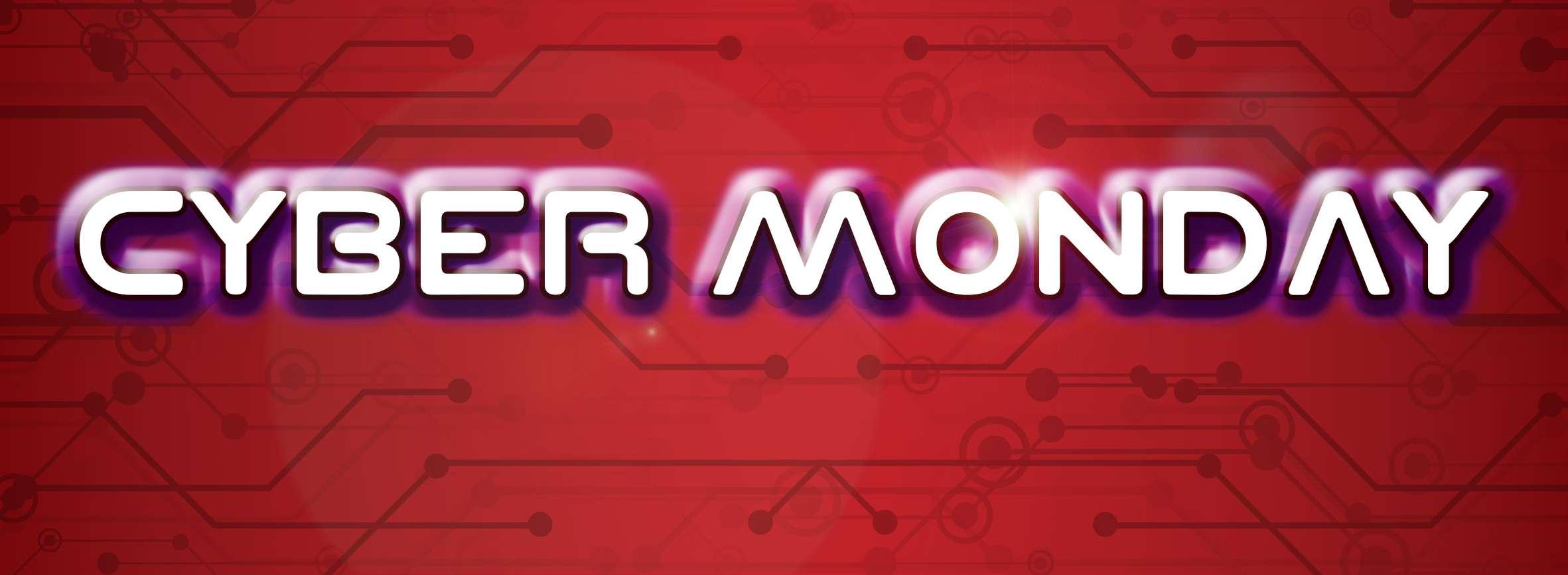 Cyber Monday Wishes Unique Image