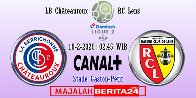 Prediksi Chateauroux vs RC Lens