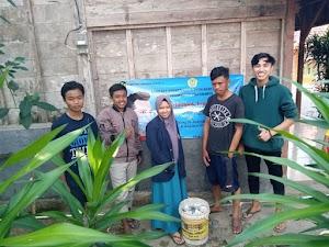 LPPM UTM Bersama Pemuda Kedung Talang Lakukan Budidaya Lele Sistem Aquaponik