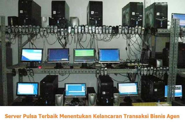 Server Pulsa Terbaik Menentukan Kelancaran Transaksi Bisnis Agen