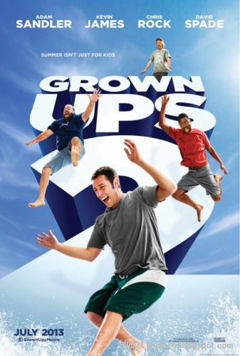 Film Grown Ups 2 2013