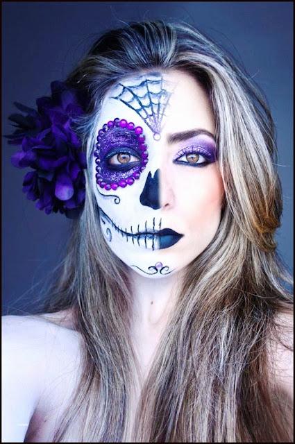 halloween face makeup ideas