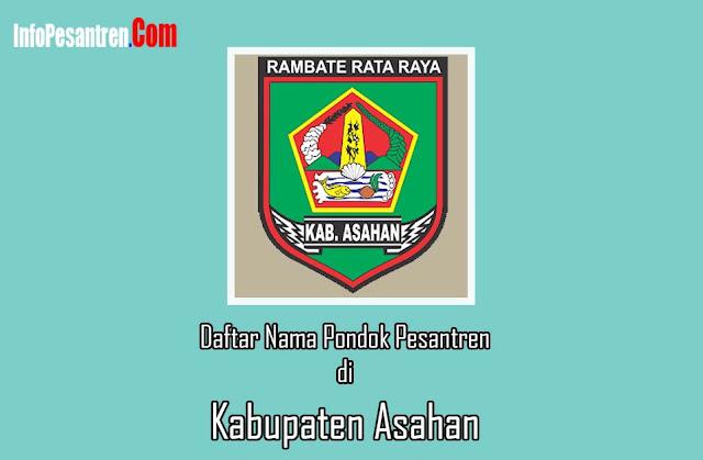 Pesantren di Kabupaten Asahan