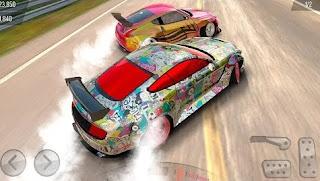 تحميل لعبة السيارات الانجراف درفت ماكس برو Drift Max Pro مهكرة آخر إصدار