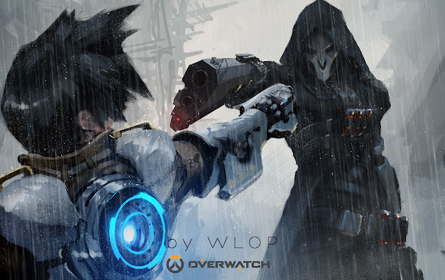 Tổng hợp hình nền Overwatch đẹp FULL HD cho máy tính mới nhất