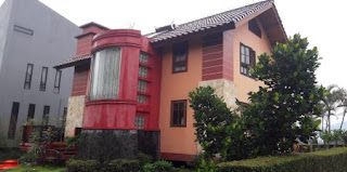 Villa Pemandangan Bagus di lembang