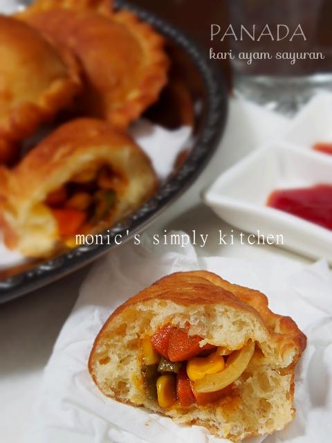 resep roti goreng kari ayam sayur