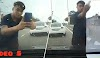 (Video) 'Ok saya tak ada bagi signal la, saya salah tapi you...' - Pemandu Audi JMG330 ditahan kerana buli wanita hamil