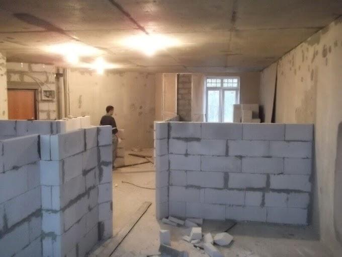 Какие ремонтные работы нельзя проводить в многоквартирном доме