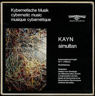 Roland Kayn, Simultan