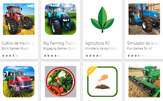 10 aplicaciones agrícolas útiles