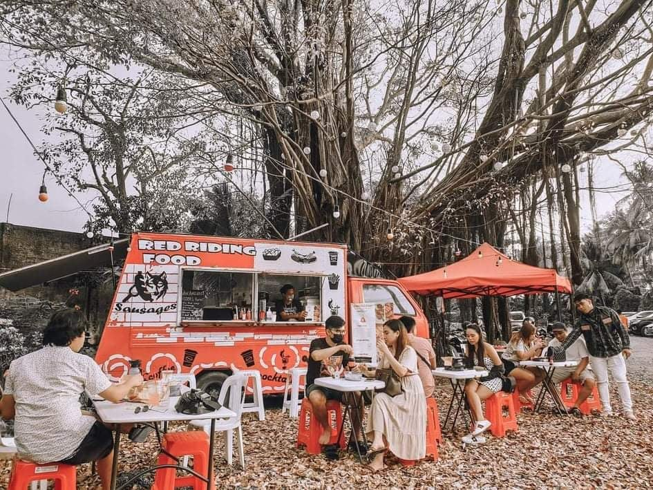 Ride the Flavors of the Red Riding Food Truck