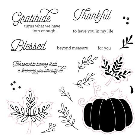 Shirley Ross, a Rockin' HeART Stamper : Thankful Pumpkin Card