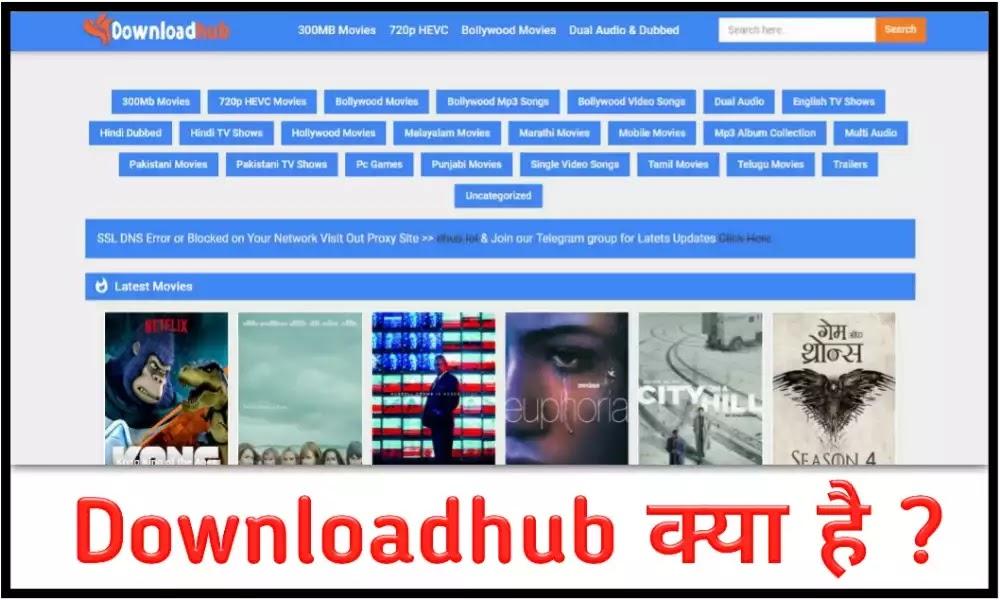 Downloadhub | 300MB Dual Audio Bollywood Movies Download | Downloadhub.mobi