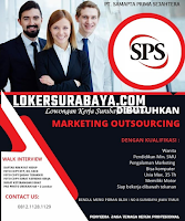 Walk In Interview at PT. Samapta Prima Sejahtera Surabaya Oktober 2020
