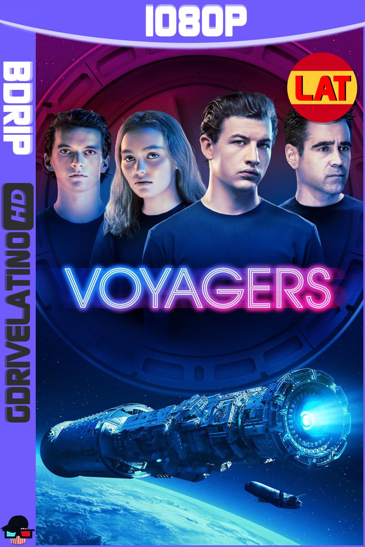Voyagers (2021) BDRip 1080p Latino-Ingles MKV