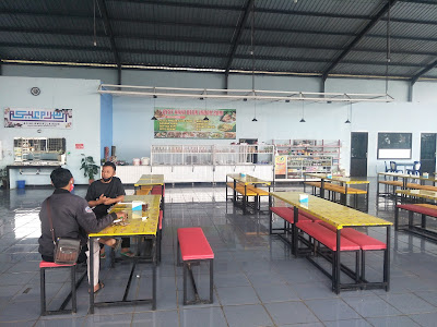 Rest Area Belik Indah Sari