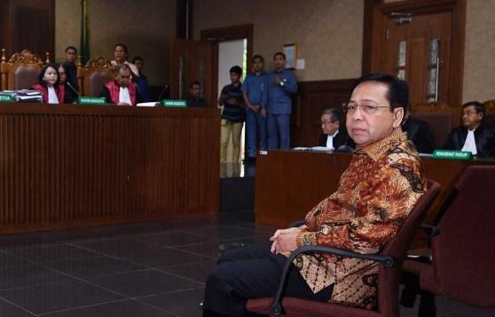 KPK Menargetkan Aset Novanto Untuk Bayar Uang Pengganti Korupsi E-KTP