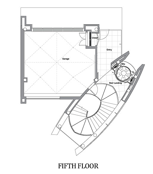 fifth floor plans