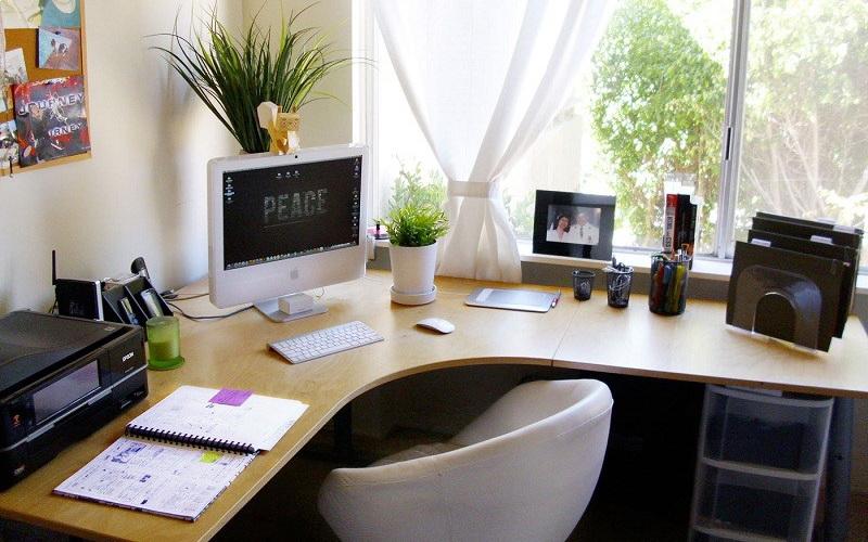 Ιδέες διακόσμησης για την Κουζίνα και το Γραφείο!