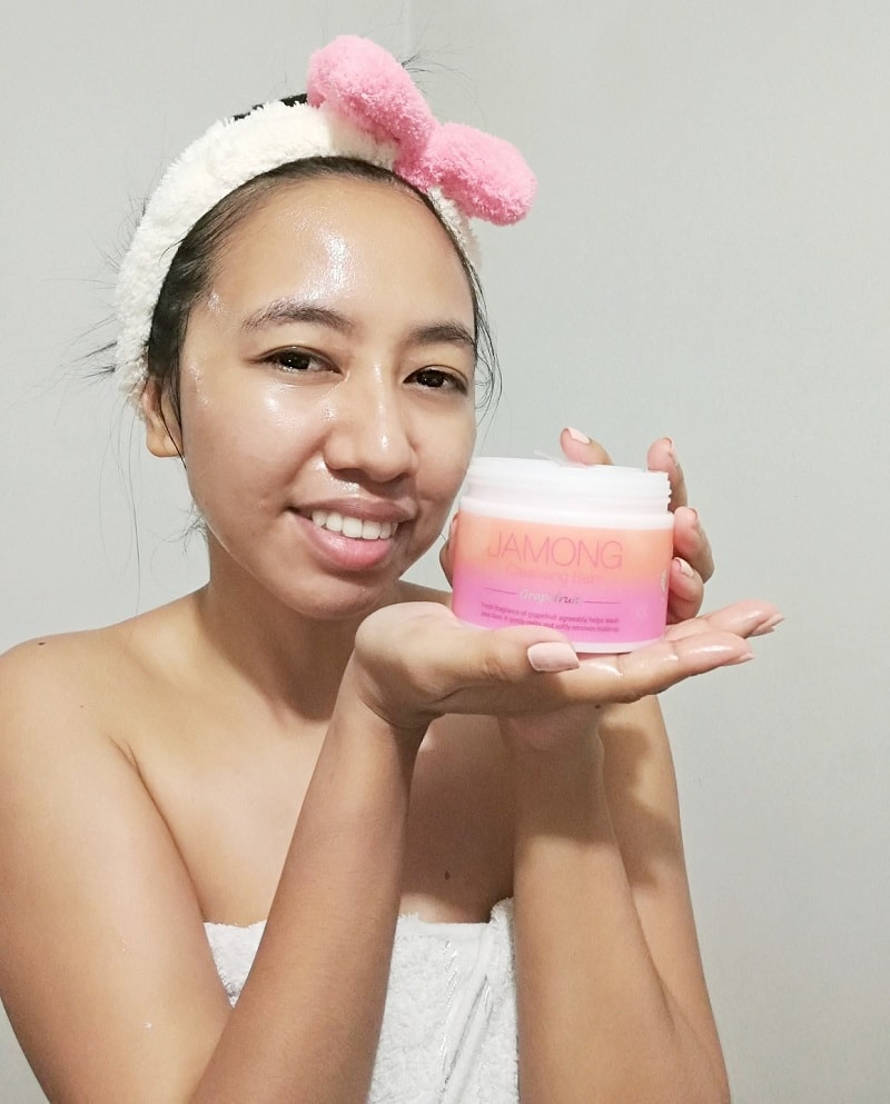 Jamong Cleansing Balm by Hope Girl review