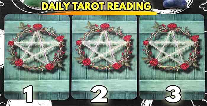 The Spanish tarot has urgently something good to tell you, choose a