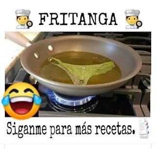 Sígueme para más recetas el fritanga