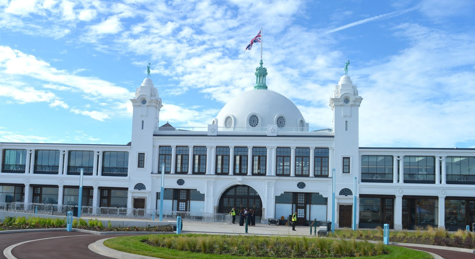 The Opening of Spanish City, Whitley Bay - What Restaurants are Inside the Dome?