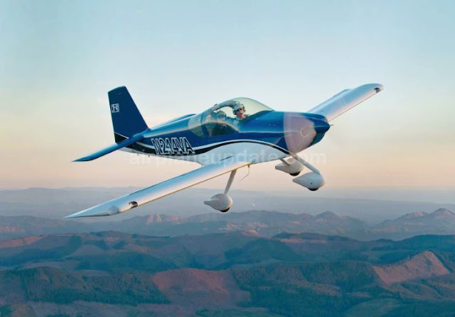 Vans RV-14 light sport aircraft