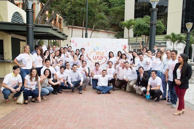 """""""Me uno por un mundo mejor"""" una iniciativa de voluntariado en Latinoamerica"""