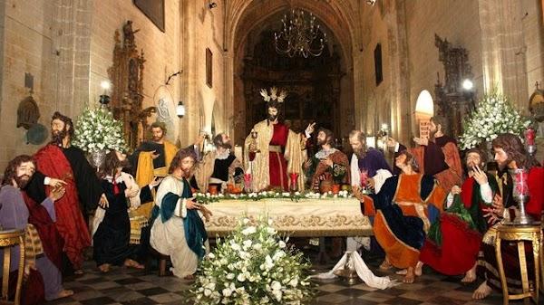 La Sagrada Cena de Jerez estará expuesta en San Marcos en Semana Santa