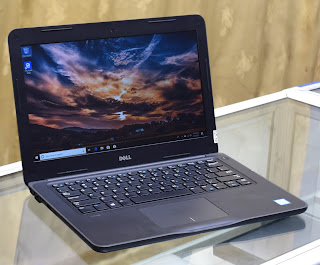 Jual Laptop DELL Latitude 13 3380 Core i3-6006U