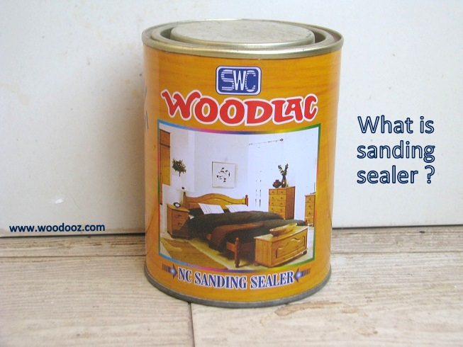 What Is Sanding Sealer For Wood