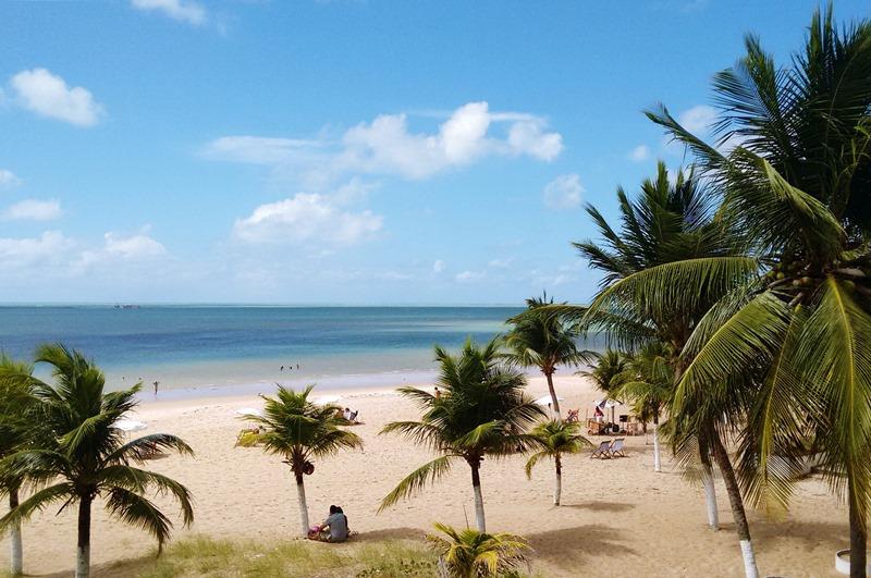 Praia de Tambaú João Pessoa